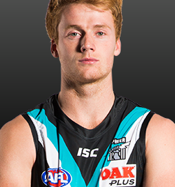 Port Adelaide - Willem Drew